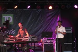 Jazz Festival halifax 2012 skratch bastid reeny